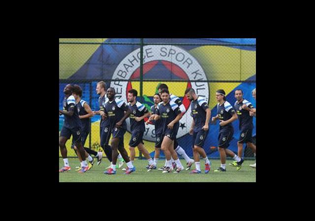 Fenerbahçe Final Hazırlıklarına Başladı