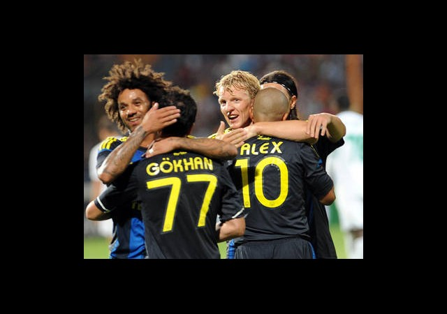 Fenerbahçe'de Alex Yok!