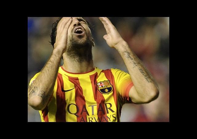 Barça'ya 64 Maç Sonra Dur Dediler