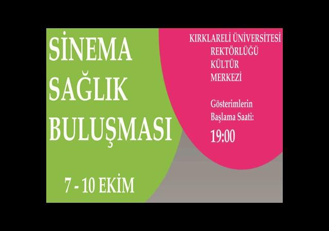 Kırklareli 'Sağlıklı İletişim' İçin Film İzliyor!