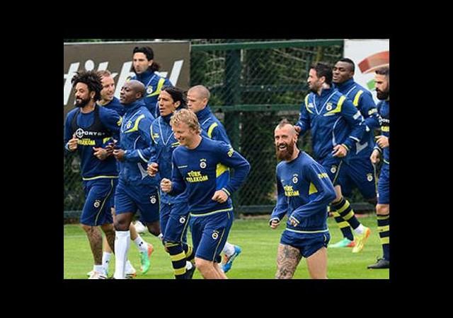 Fenerbahçe'de o problem devam ediyor