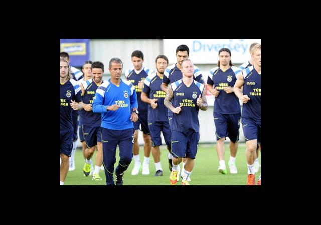 Fenerbahçe'de Sakat Futbolcuların Durumu