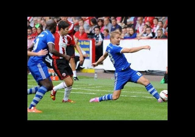 F.Bahçe - Sheffield U. maçında Soma kazandı
