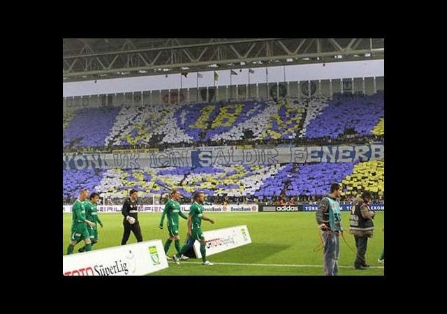 Fenerbahçe'den taraftara müjde