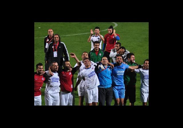 Fethiyespor Yarı Finalde