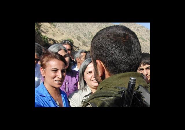 BDP'li Vekillerin Dokunulmazlık Fezlekeleri TBMM'de