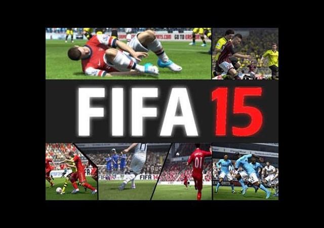 Fifa 15 kapak görselleri yayınlandı