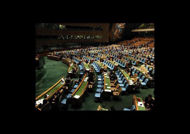 150 Ülke Filistin'e 'Evet' Diyecek