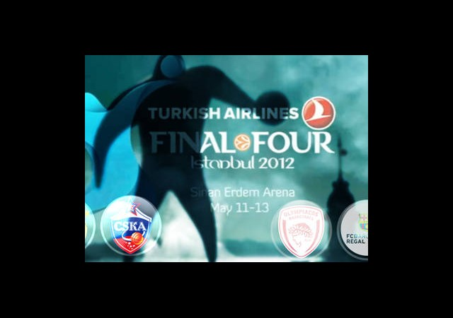 Final-Four'da Heyecan Dorukta