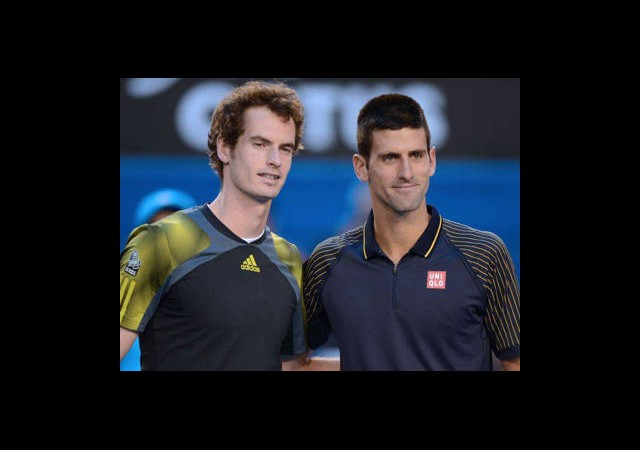 Murray & Djokovic Düellosu