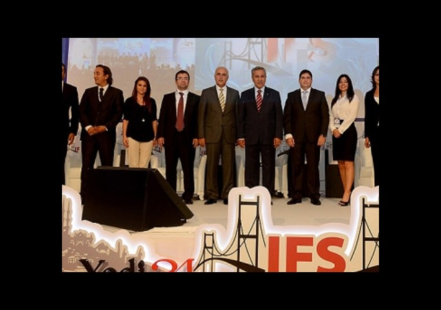 Küresel Finansın Kalbi İstanbul'da Attı