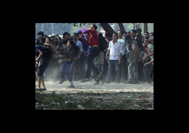 Mısır'da 'Yeni Firavun' İsyanı