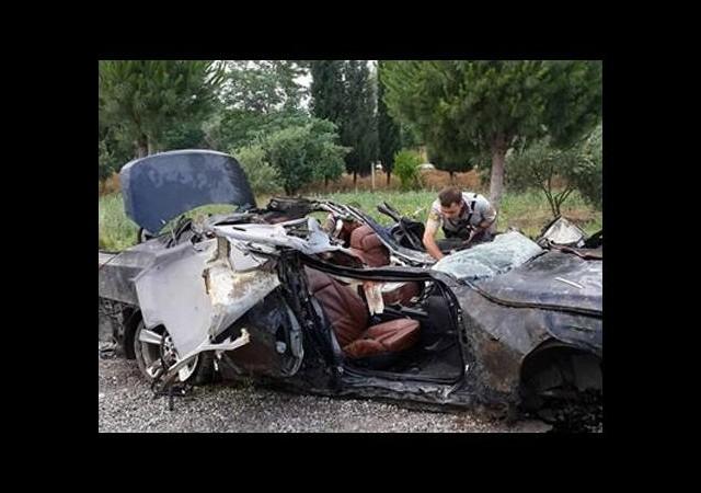 Korkunç kazada dehşete düşüren ayrıntılar