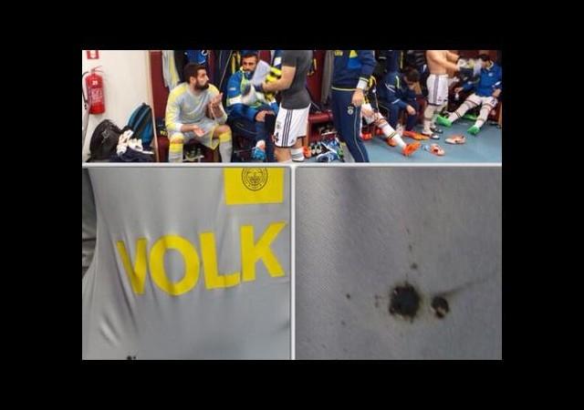 Fenerbahçe'den yanık forma tepkisi!