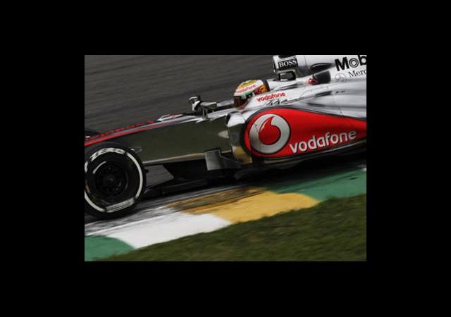 Final Yarışında İlk Cep Hamilton'un