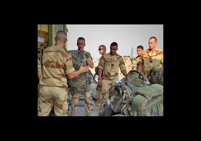 Fransa'dan Mali'ye Askeri Müdahale