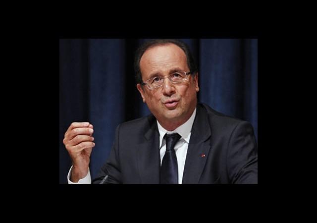 Fransa Cumhurbaşkanı Türkiye'yi Övdü