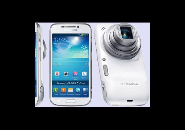 Samsung Galaxy S4 Zoom'un Fiyatı Belli Oldu