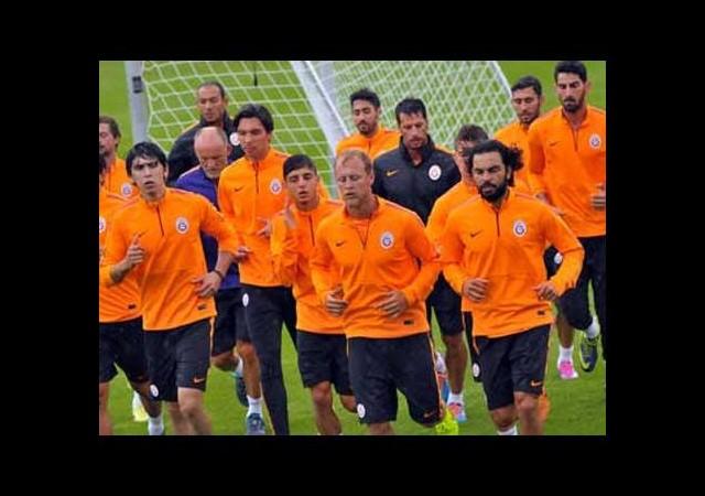 Galatasaray'ın hazırlık maçları iptal