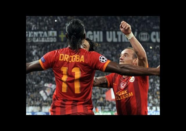 Galatasaray, 'Devler Ligi'nde Galibiyet Peşinde