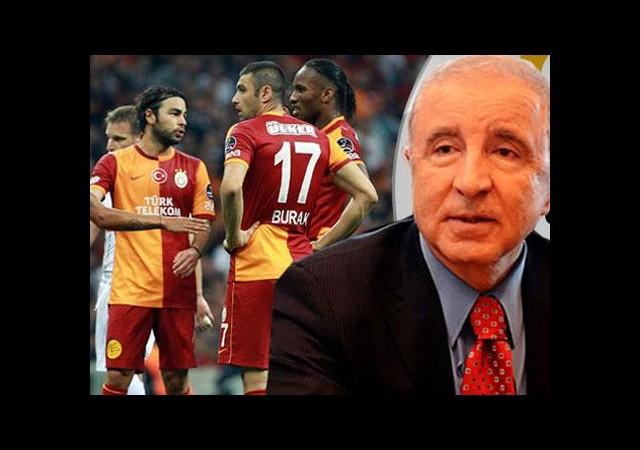 Galatasaray'a Fenerbahçe şoku!