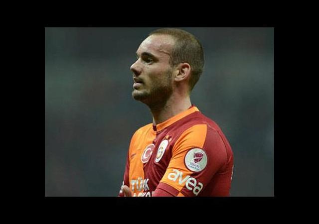 Sneijder'in temsilcisi konuştu!