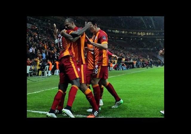 Galatasaray için kırılma anı