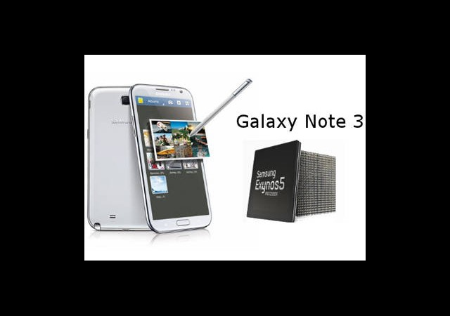 Galaxy Note 3 Ne Zaman Piyasaya Çıkacak?