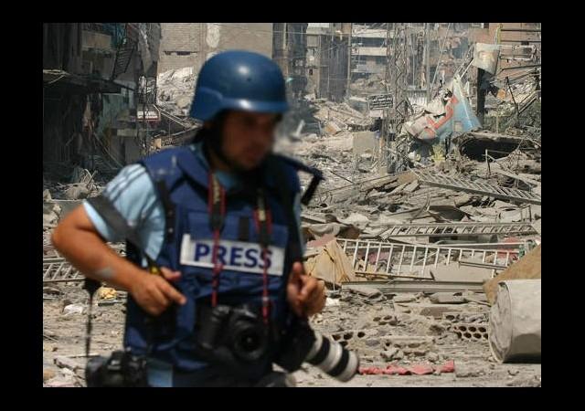 Halep'te Alıkonulan Gazeteciler Serbest