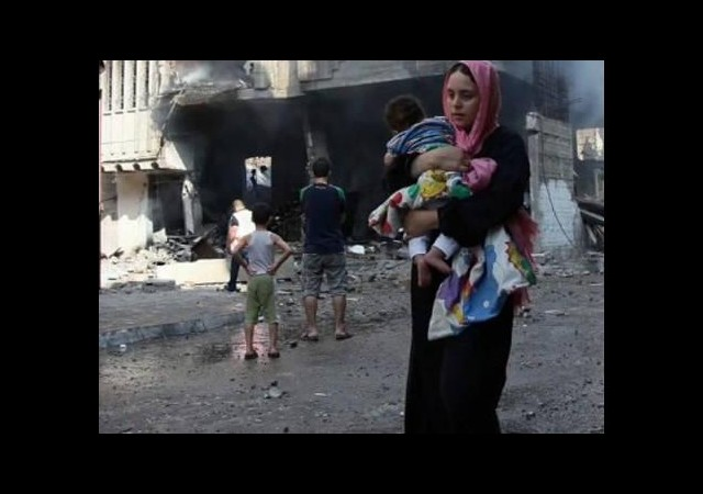 Gazze'de ölü sayısı 2 bine yaklaştı