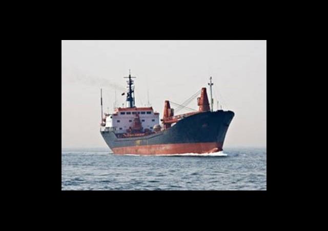 Suriye Gemisinde Patlayıcı Bulundu
