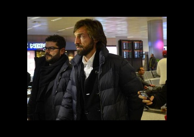 Juventus İstanbul'a Geldi