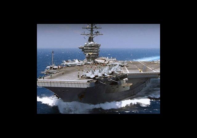 ABD Akdeniz'e Bir Gemi Daha Gönderdi