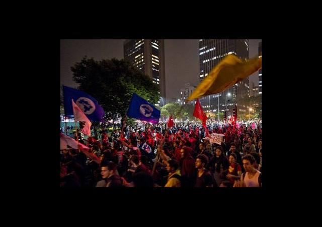 'Gezi' Brezilya'ya İlham Verdi