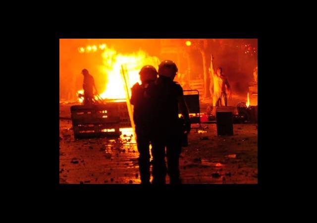 6 STK'dan 'Gezi' Eylemlerine Tepki