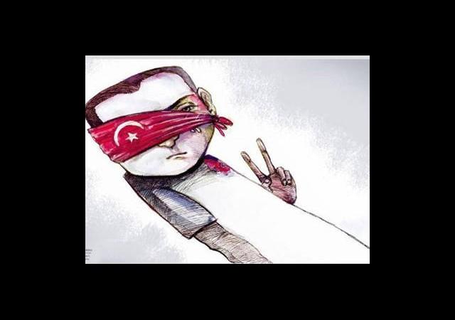 Gezi Karikatürlerine Soruşturma