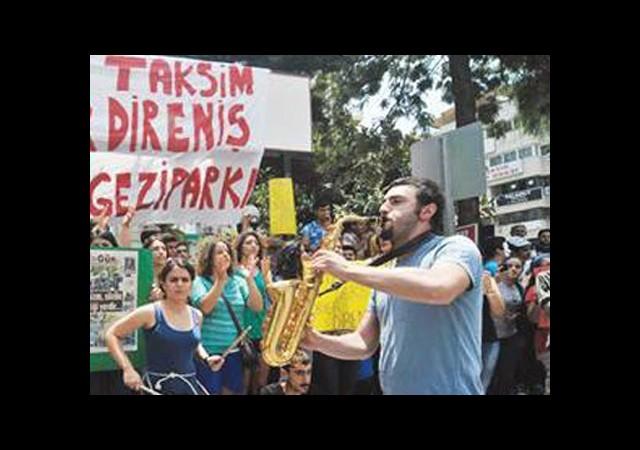 Gezi'de Yeni Suçlama!