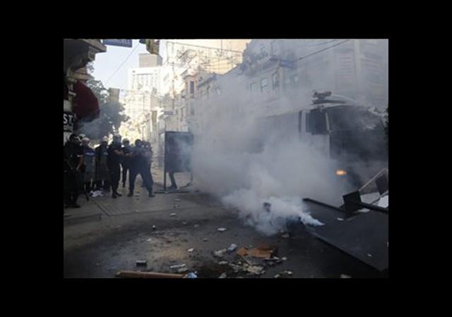 Emniyet'te Gizli 'Gezi' Zirvesi!