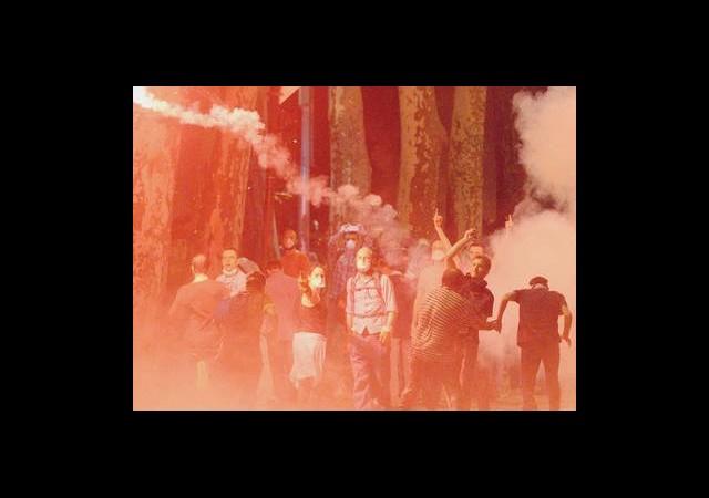 Gezi Eylemcilerine 'Darbe' Sorgusu
