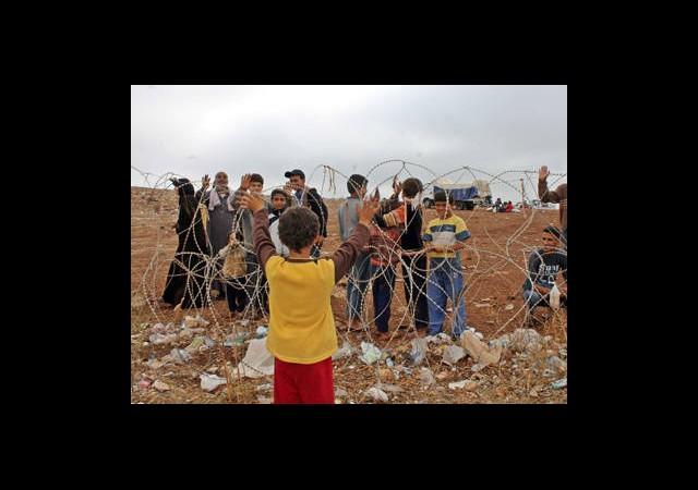 Suriyeli Mültecilere 360 Milyon Dolar Yardım