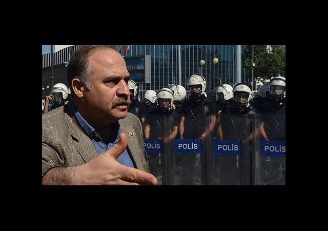 CHP'li Gök, Polislerden Özür Diledi