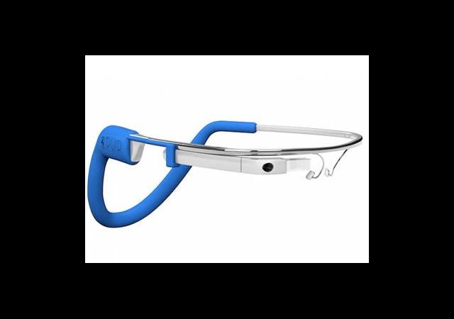 Google Glass'a Harici Batarya Desteği