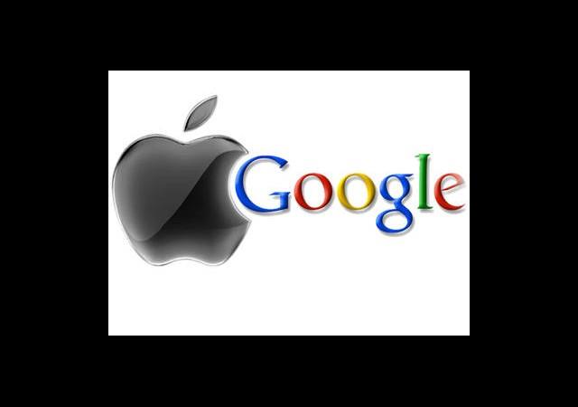 Google Apple'ın Yerini Alıyor