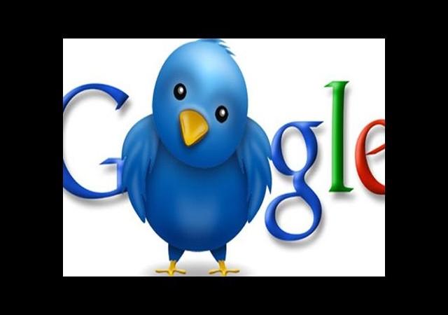 Google ve Twitter'ın başı belada