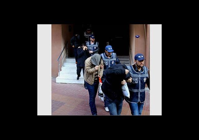 ''Sınav''Operasyonunda 6 Tutuklama