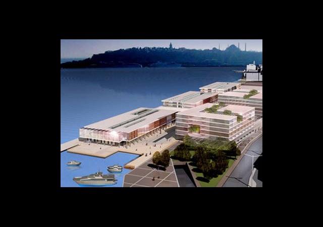 Galataport'ta İhale Süreci Başlıyor