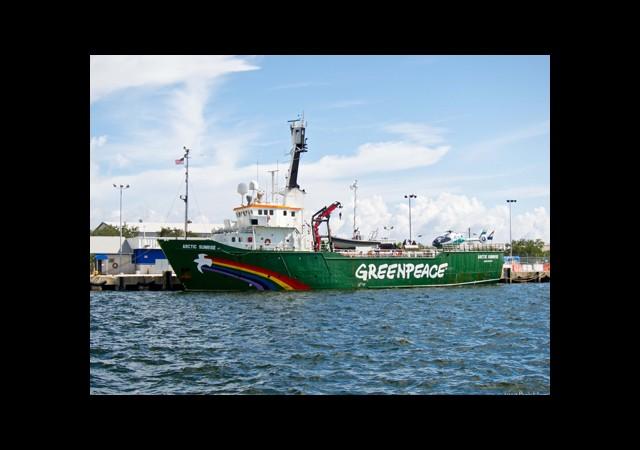 Greenpeace Üyeleri Hakkında Şok İddia!
