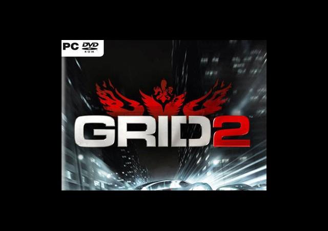 İşte GRID 2'nin Kapak Resmi!