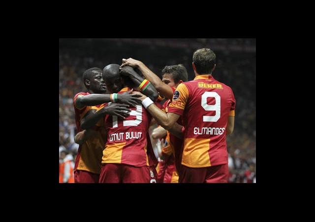 Galatasaray:2 Kasımpaşa:1