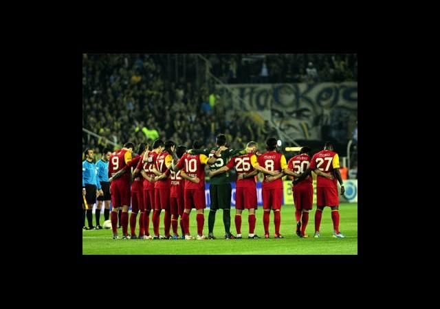 Galatasaray'da Milli Korku